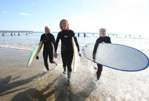 oceanics surf school 1